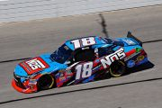 Kyle Busch Storms to Victory in the Atlanta NASCAR Xfinity Series Race