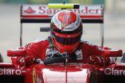 Raikkonen Upbeat With Ferrari's Testing in 2017