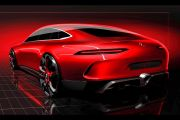 Mercedes Set to Unveil the AMG GT4 in Geneva Next Week