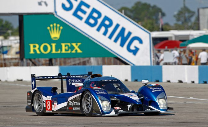 Where to watch the 12 Hours of Sebring race