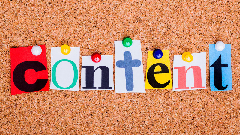Great SEO results begins with writing great content