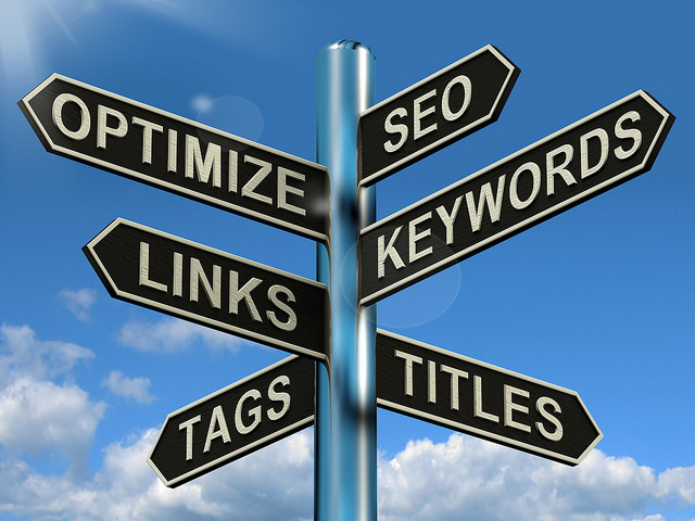 Proper keyword placement for SEO