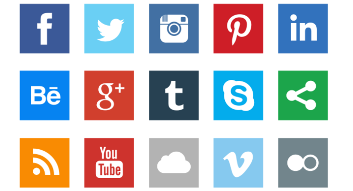 Be sure to add social media sharing icons to your content